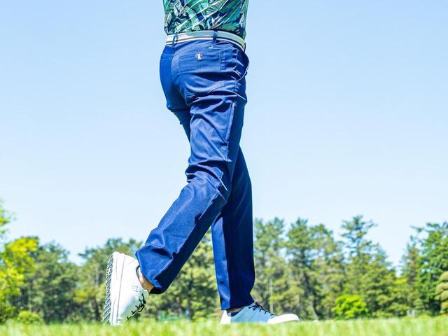 画像: ランズエンド ヒップポケットの刺繍がチャーミング