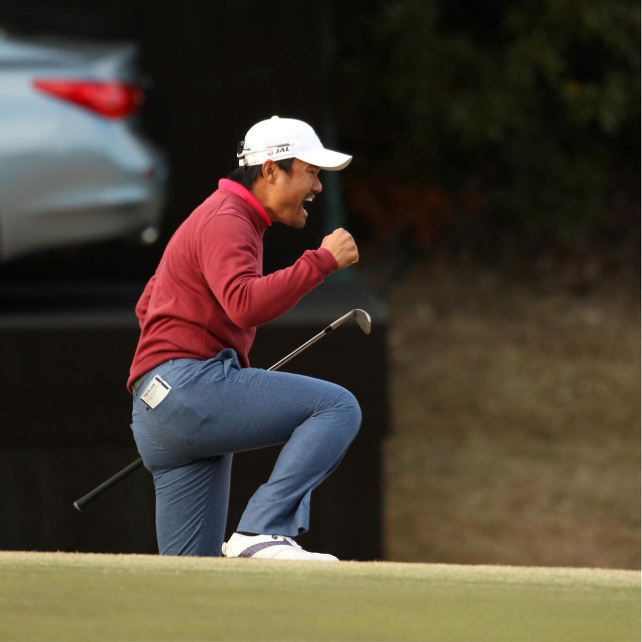 画像12: 【ゴルフ史】記憶と記録に残る。21世紀ニッポンのツアー、そのとき歴史は動いた