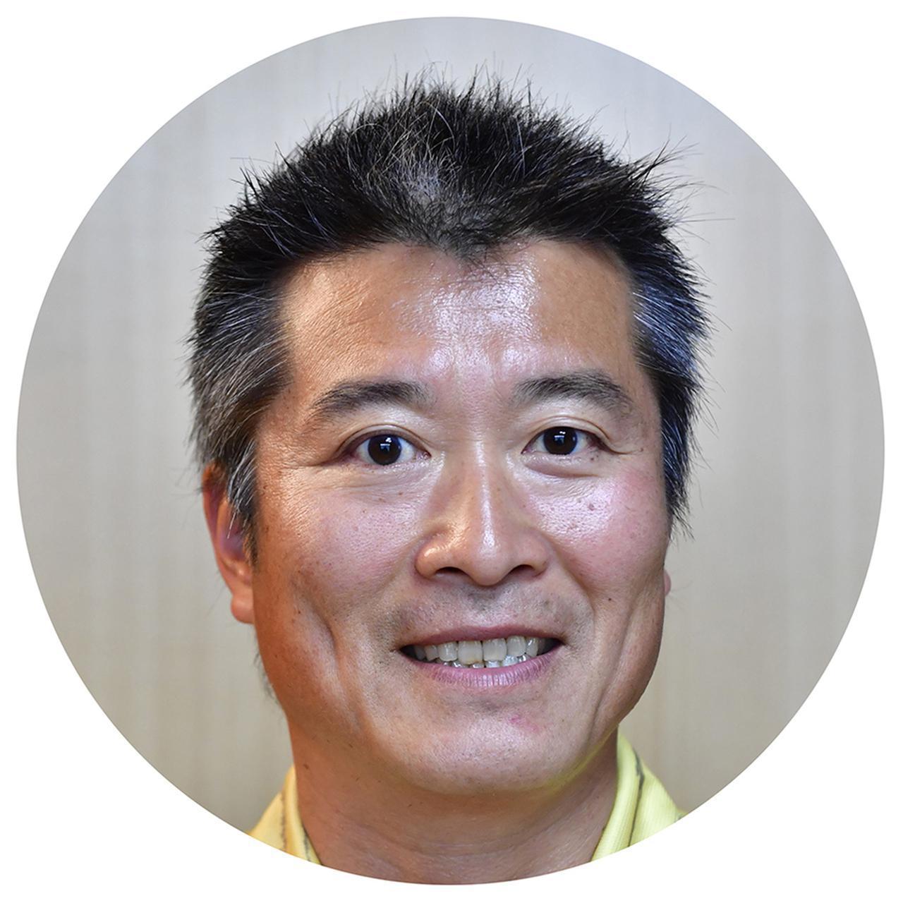 画像: 解説/香西成都プロ こうざいまさと。1970年生まれ香川県出身。元ナイキスタッフプ レーヤーであり、現在はETGS千葉校にてアマチュアのレッスンを行う