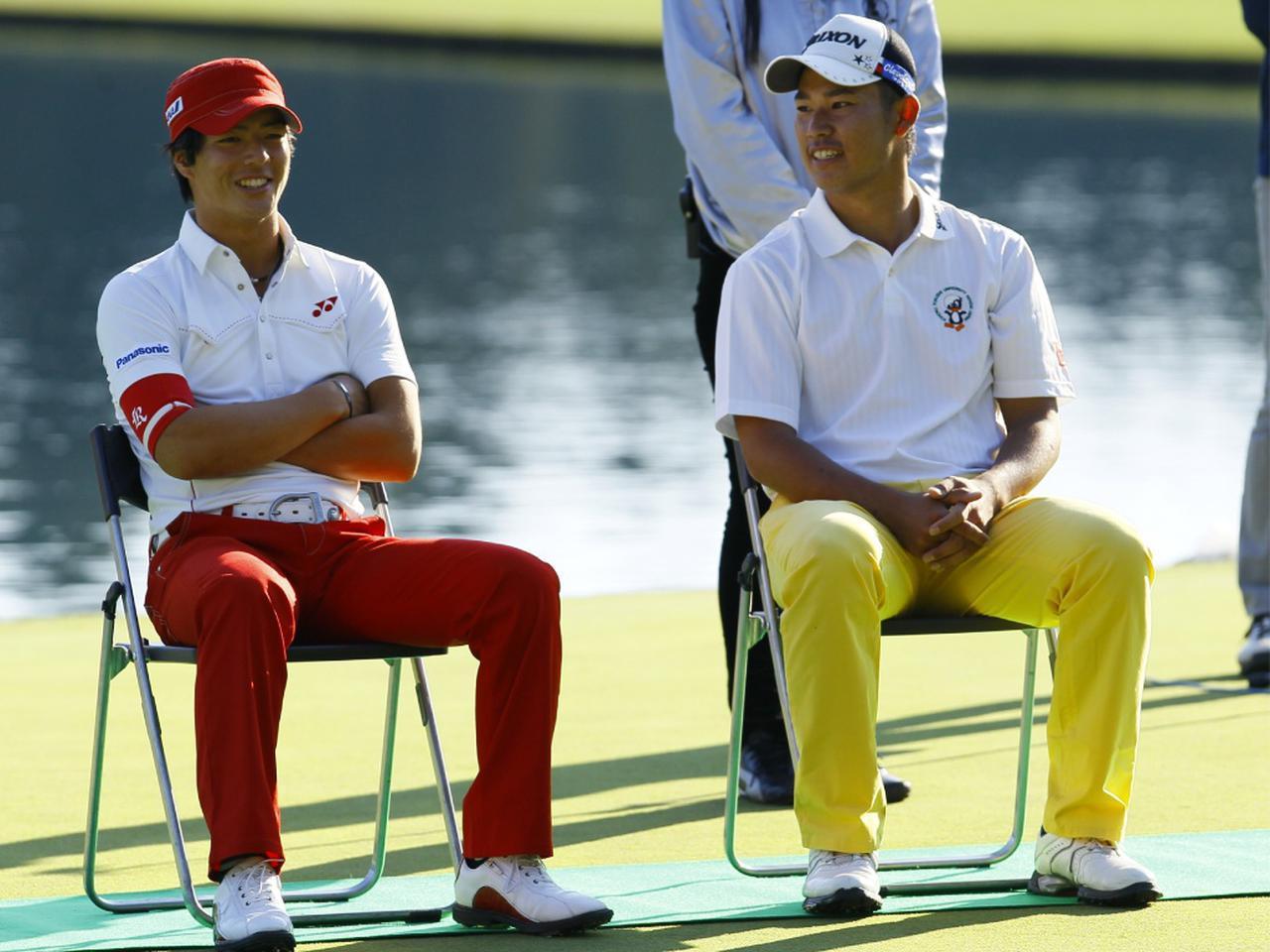 画像4: 【ゴルフ史】記憶と記録に残る。21世紀ニッポンのツアー、そのとき歴史は動いた