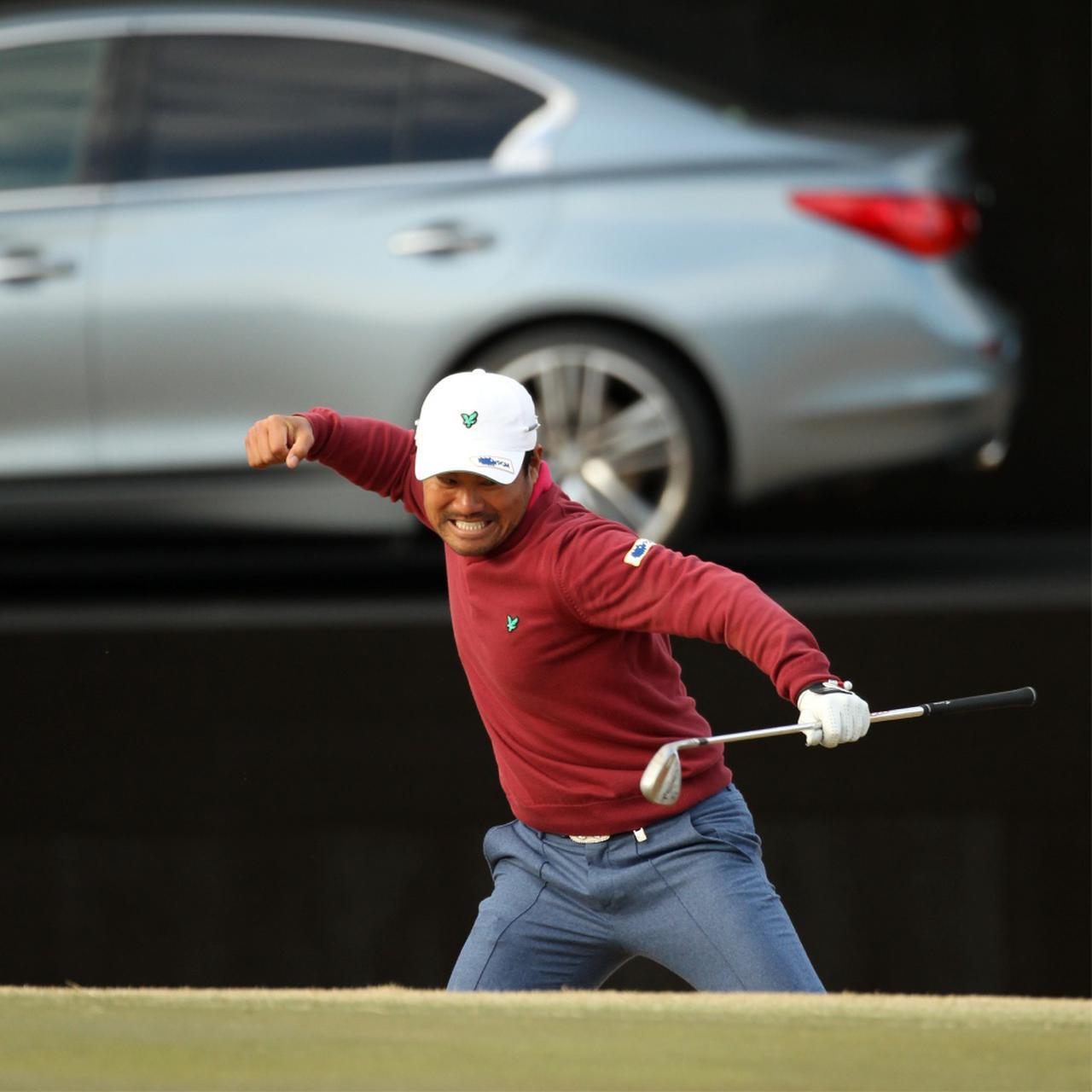 画像10: 【ゴルフ史】記憶と記録に残る。21世紀ニッポンのツアー、そのとき歴史は動いた
