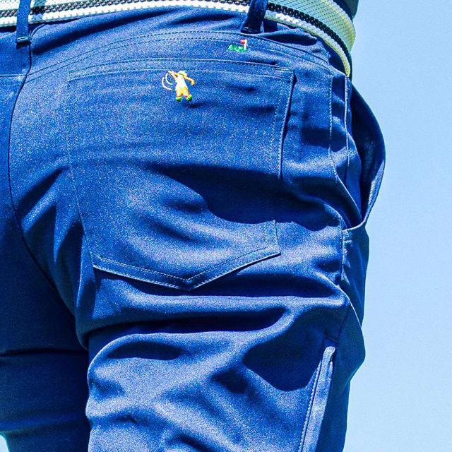画像: 【裾上げしてお届け】ゴルフ専用パンツ ランズエンド別注-ゴルフダイジェスト公式通販サイト「ゴルフポケット」