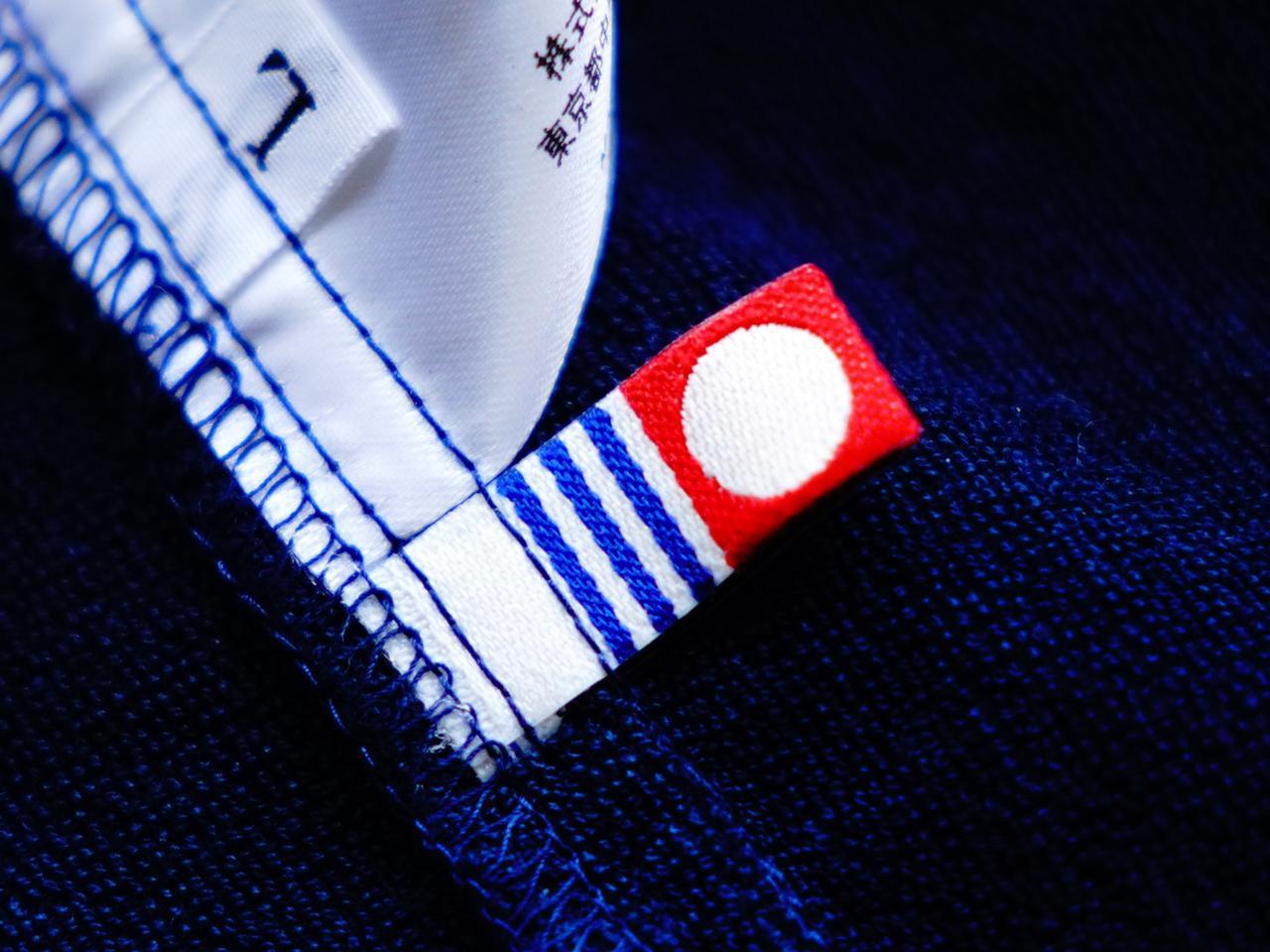 画像: この小さなタグが「今治タオル」の証
