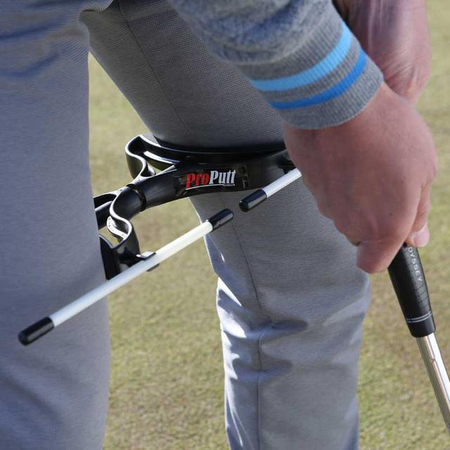 画像1: 【セール:35%OFF】プロパット PUTTING TRAINING AID-ゴルフダイジェスト公式通販サイト「ゴルフポケット」