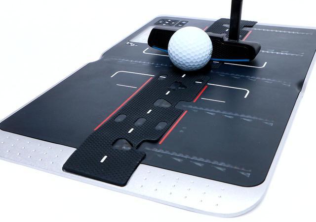 画像1: パター練習におすすめ!最新パター練習器具「ホール モア パット」