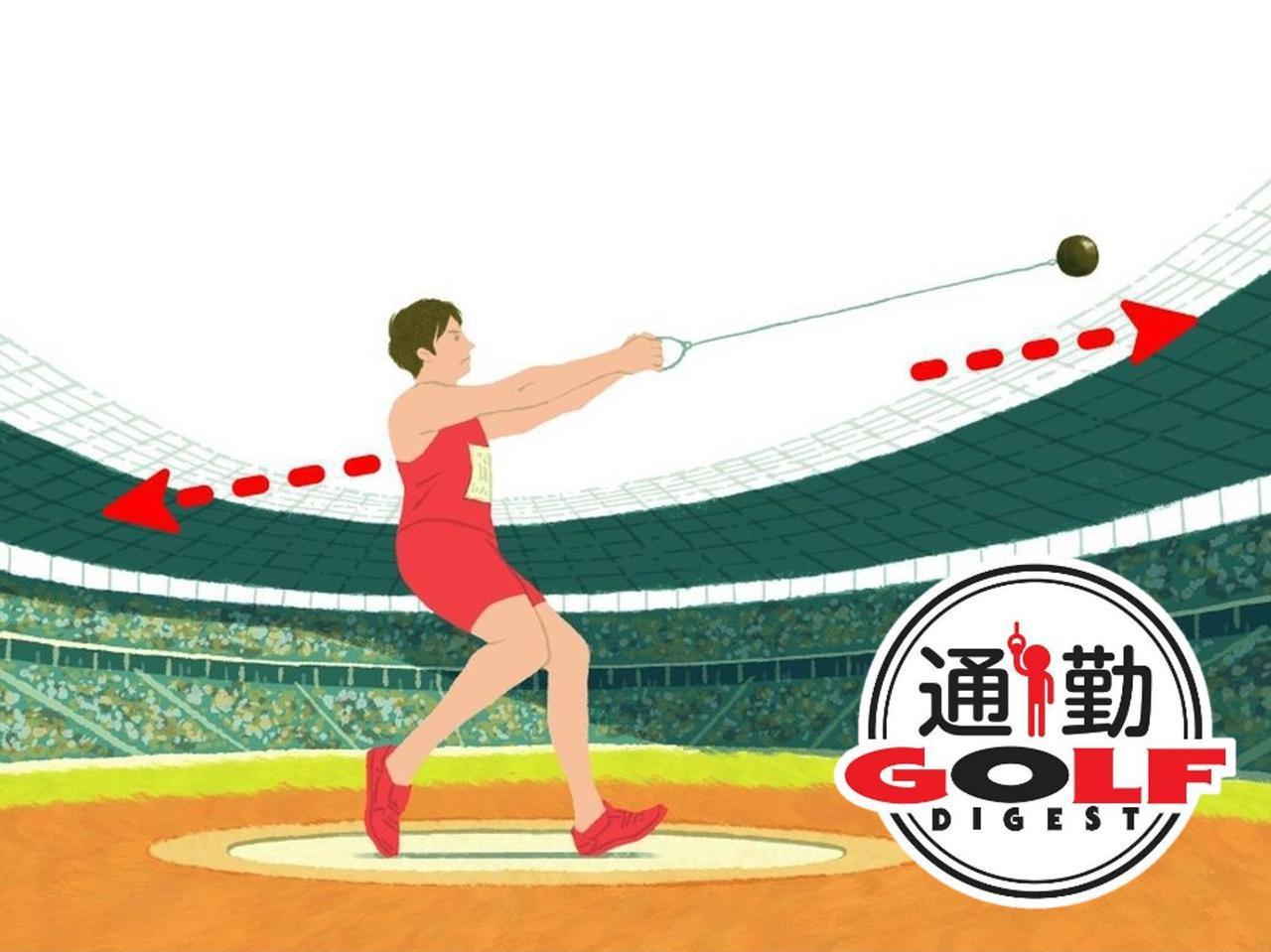 画像: 【通勤GD】Dr.クォンの反力打法 Vol.41 意識しなくても、頭は勝手にビハインド・ザ・ボール ゴルフダイジェストWEB - ゴルフへ行こうWEB by ゴルフダイジェスト
