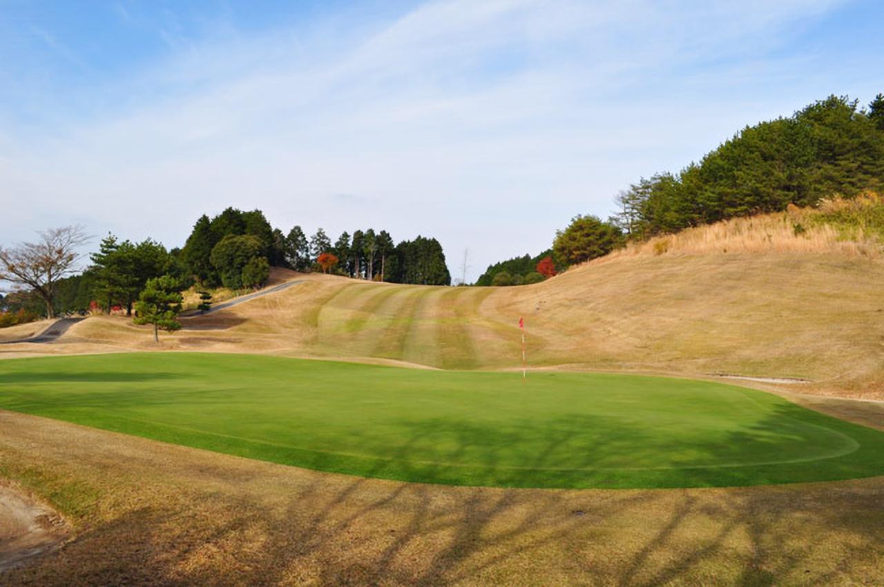画像: 函南ゴルフ倶楽部(箱根コース)