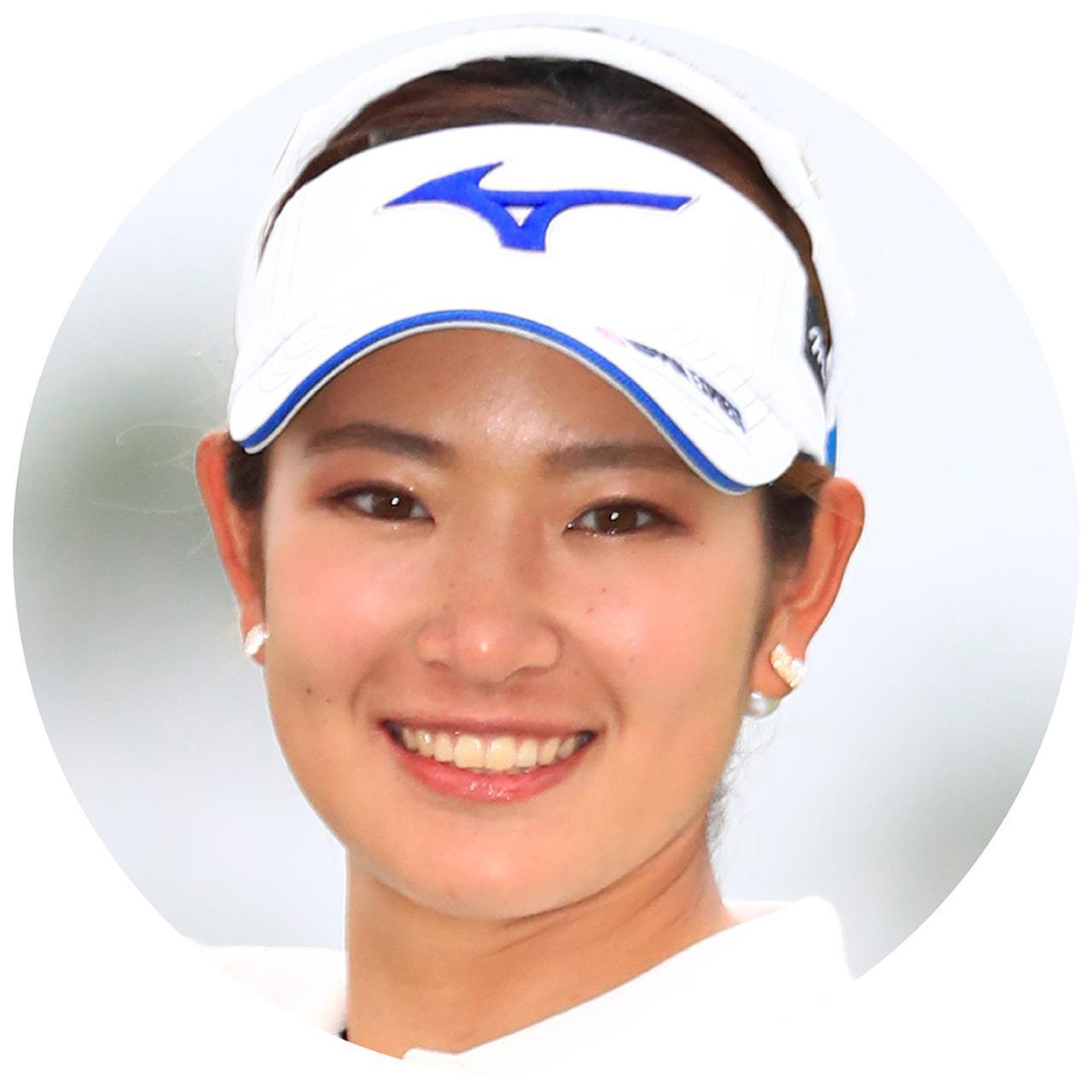 画像: 原英莉花 1999年2月生まれ。神奈川県出身。10歳からゴルフを始め、15年から尾崎将司の指導を仰ぐ。18年、ステップアップツアーで2勝し、プロテストに合格。19年「リゾートトラストレディス」でツアー初優勝。国内女子プロのなかではフィジカル面が群を抜いており、海外での活躍が待たれている