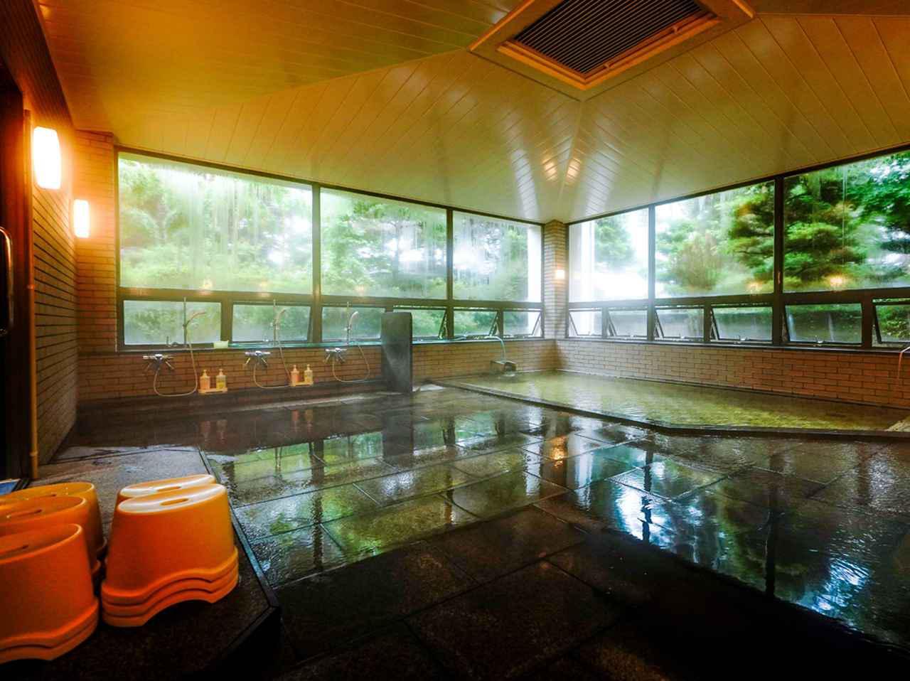 画像: 男性風呂