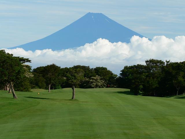 画像: 天城高原ゴルフコース