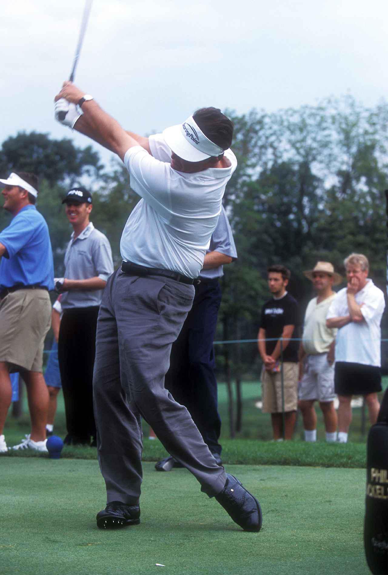 """画像9: 【フィル・ミケルソン】30年間ずっと全盛期。そしてまもなく50歳の""""変えない""""強さとは"""