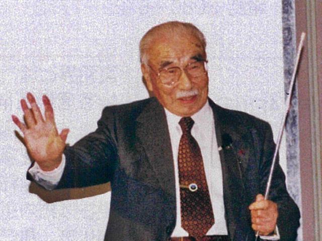 画像: 塩谷信男(写真提供・真和界)