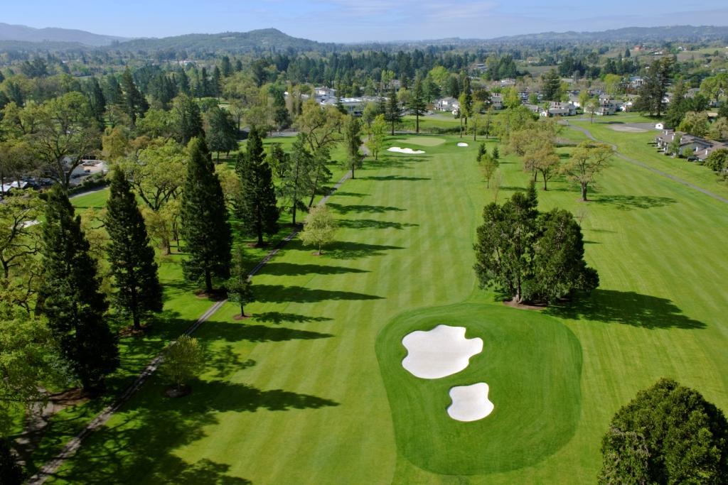 画像: シルバラードゴルフクラブ(米国)