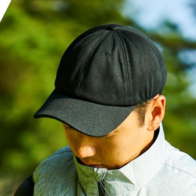 画像: 【気化熱素材でクール】ゲットコールズ キャップ-ゴルフダイジェスト公式通販サイト「ゴルフポケット」