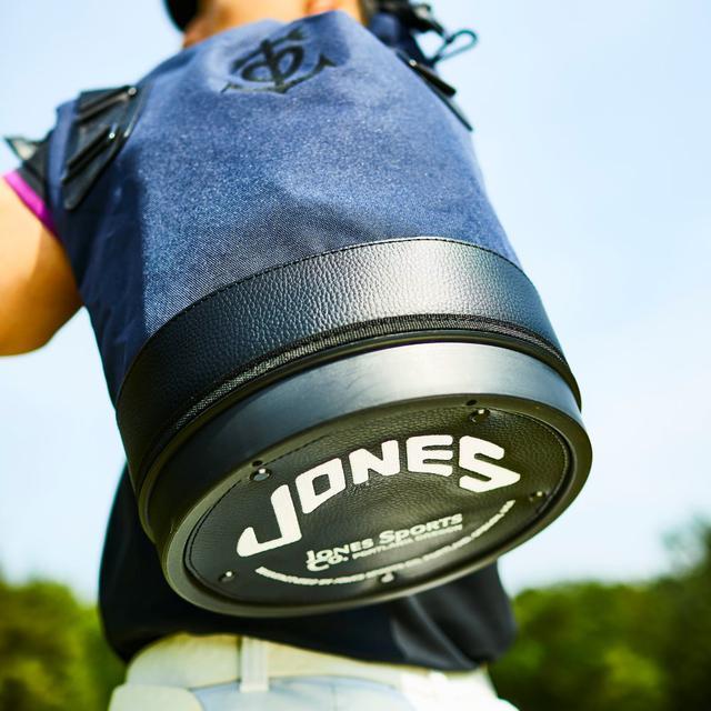 画像: 【お洒落な保冷バッグ】JONES RANGER XL マルセイユ刺繍入り-ゴルフダイジェスト公式通販サイト「ゴルフポケット」
