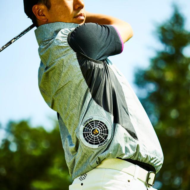 画像: 【風が駆け巡る】キャロウェイ ゴルフ用ファンベスト-ゴルフダイジェスト公式通販サイト「ゴルフポケット」
