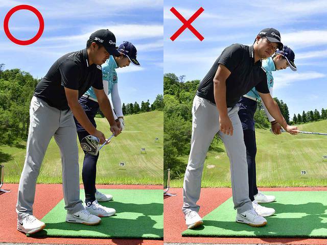 画像1: なぜ「ルックアップ」で球がつかまるの?