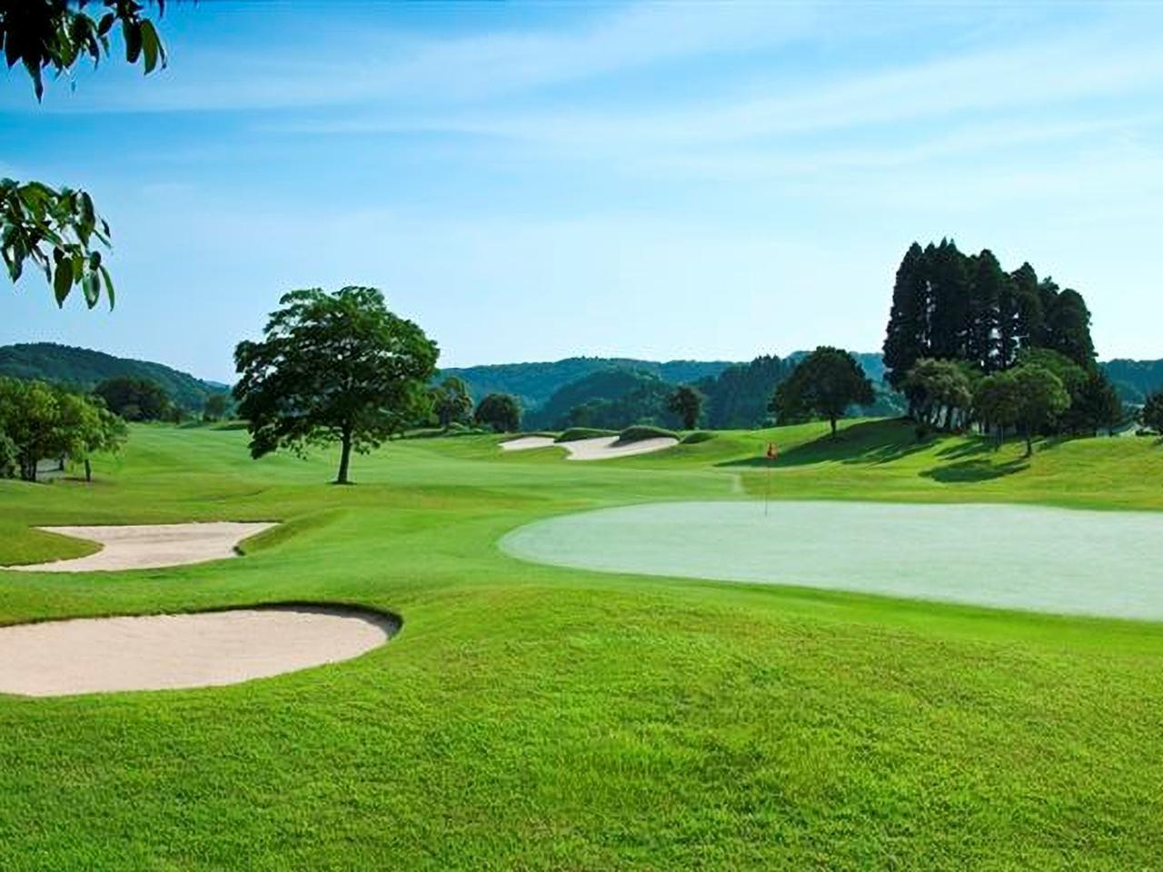 画像: 加茂ゴルフ倶楽部