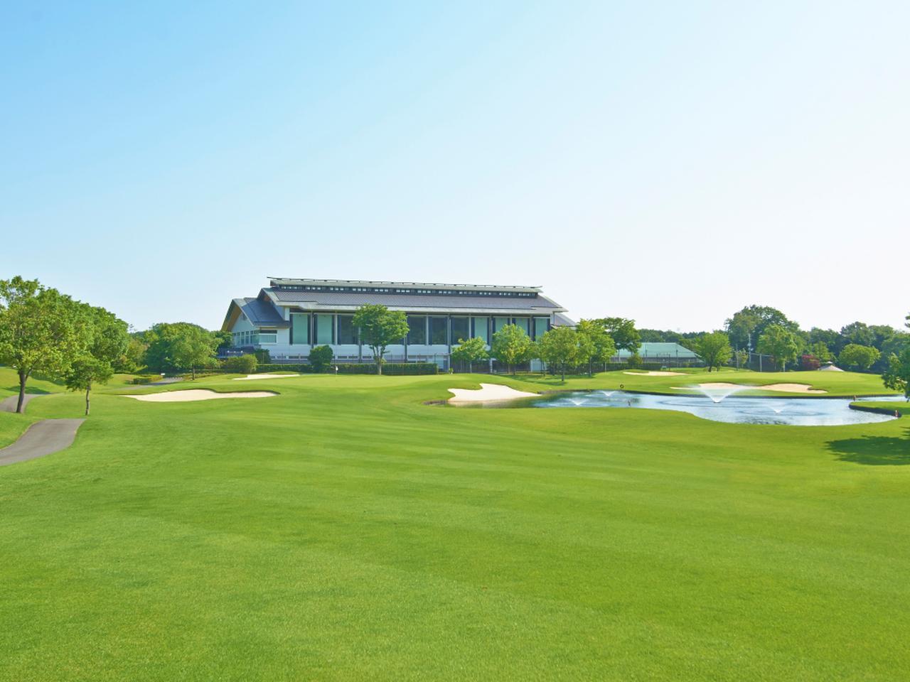 画像: おおむらさきゴルフ倶楽部