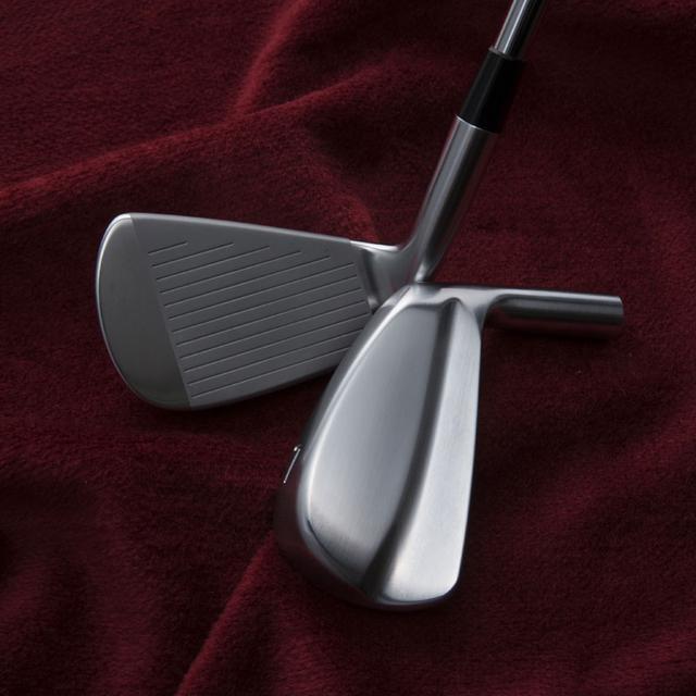 画像: 【HS40m/sのゴルファーに!】コラボリアンオリジナル「マッスルバック アイアンセット(#5〜PW)」-ゴルフダイジェスト公式通販サイト「ゴルフポケット」