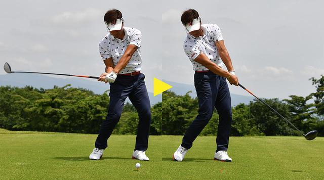 画像3: 【ひざ曲げタイプ】右ひざを近づけよう