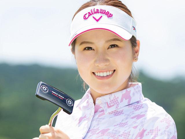 画像: 西村優菜 Yuna Nishimura 2000年大阪府生まれ。 アマ時代はナショナルチームで活躍し、日本ランク1位にも。19年にプロテスト1発合格した期待のツアールーキー