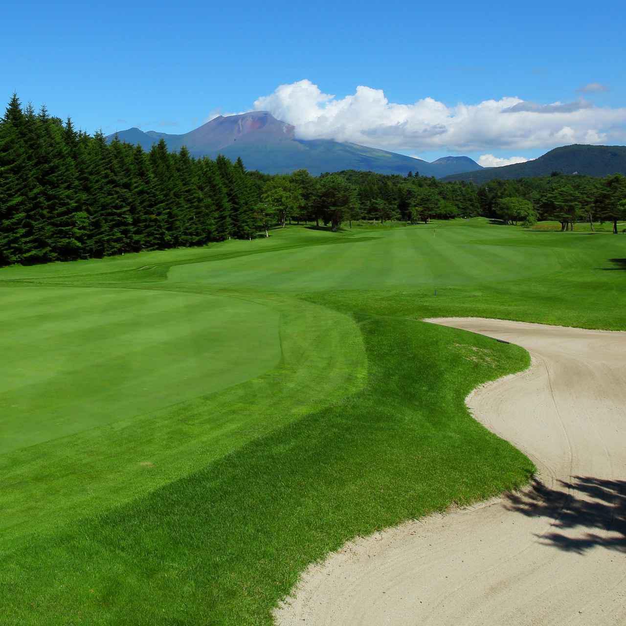 画像: 軽井沢72ゴルフ 東コース