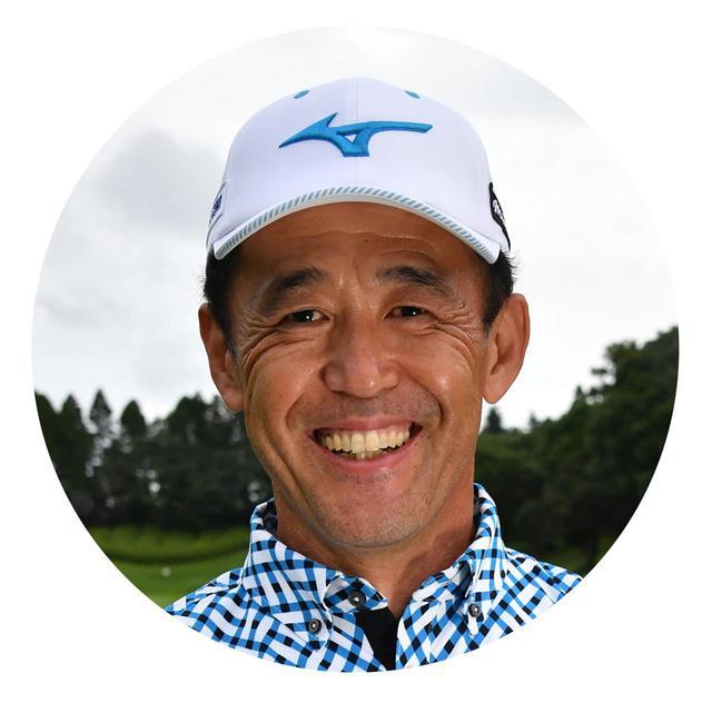 画像: 鈴木亨プロ すずきとおる。1966年生まれ。岐阜県出身。長年、ツアーの中心選手として活躍し、レギュラー8勝、シニア3勝。ドローボールはいまも健在。ミズノ所属