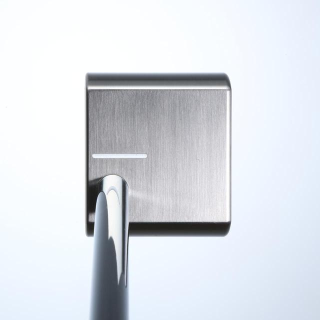 画像1: 【パット練習】驚く(O)ほど入る(H)ようになるパット練習器! 軟鉄削り出し練習用リトルパター「OH1」