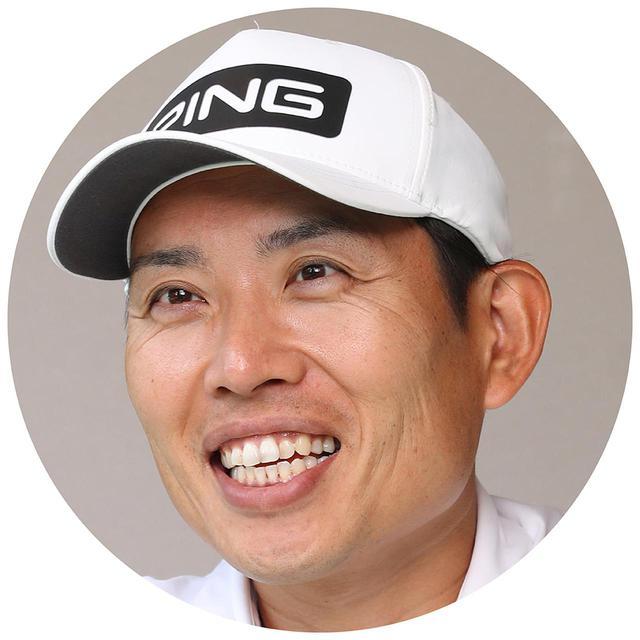 画像: 青木翔。1983 年生まれ。渋野日向子を指導するプロコーチ。2020年レッスン・オブ・ザ・イヤー受賞