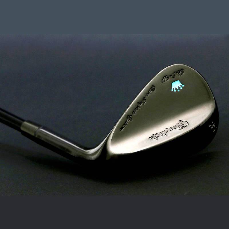 画像: グランディスタ「RS-Wブラックアウトウェッジ」-ゴルフダイジェスト公式通販サイト「ゴルフポケット」