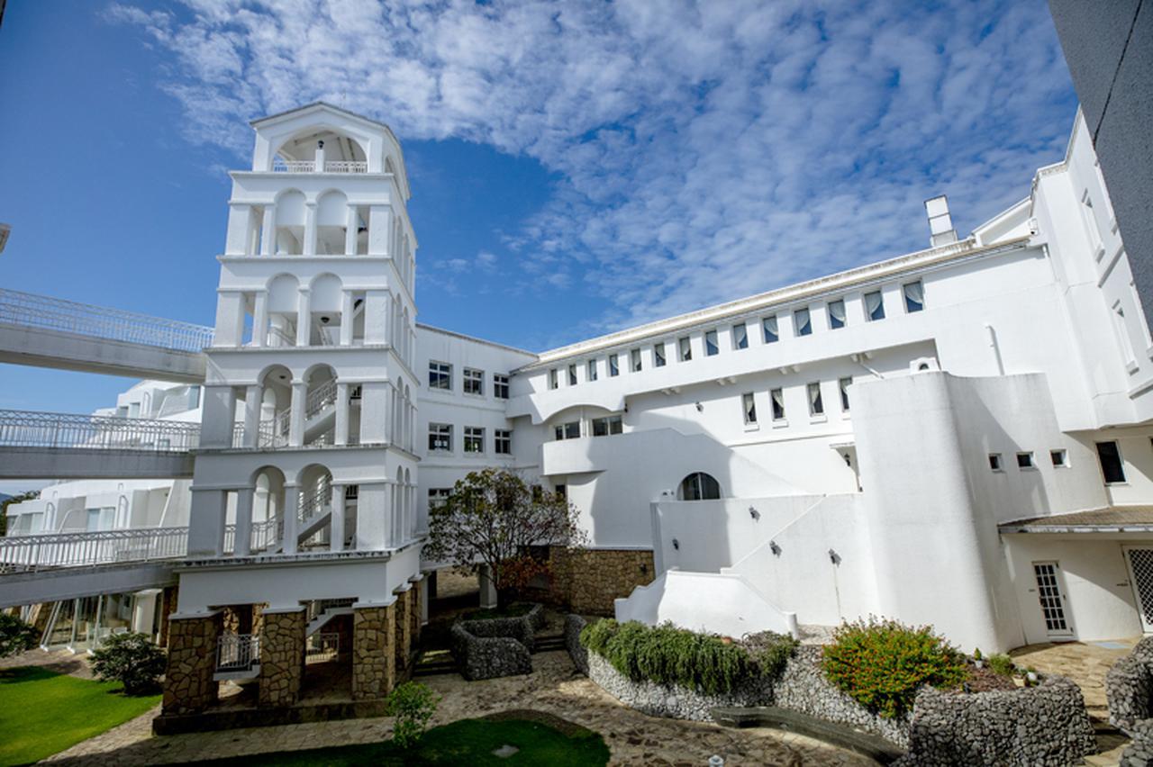 画像: 滞在は「琴海アイランドリゾートホテル」