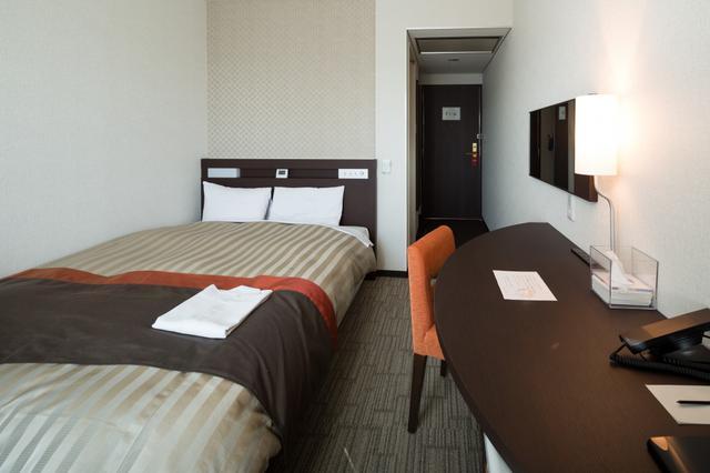 画像: 高知ホテル シングルルーム(ルーム一例)