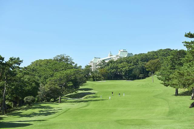 画像2: 世界的名設計家リース・ジョーンズ設計 静岡カントリー浜岡コース