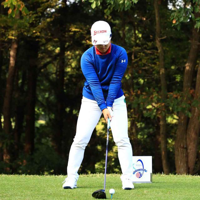 画像1: 【通勤GD】Dr.クォンの反力打法 Vol.44 足が速い人はスウィングも速い? ゴルフダイジェストWEB
