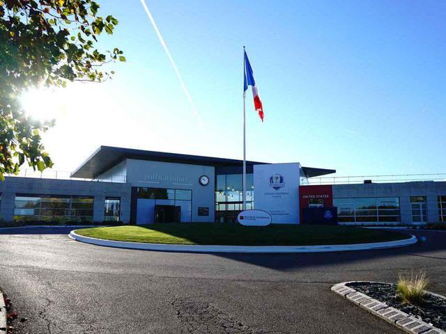 画像: 2018年のライダーカップの舞台となった、フランス「ル・ゴルフナショナル」