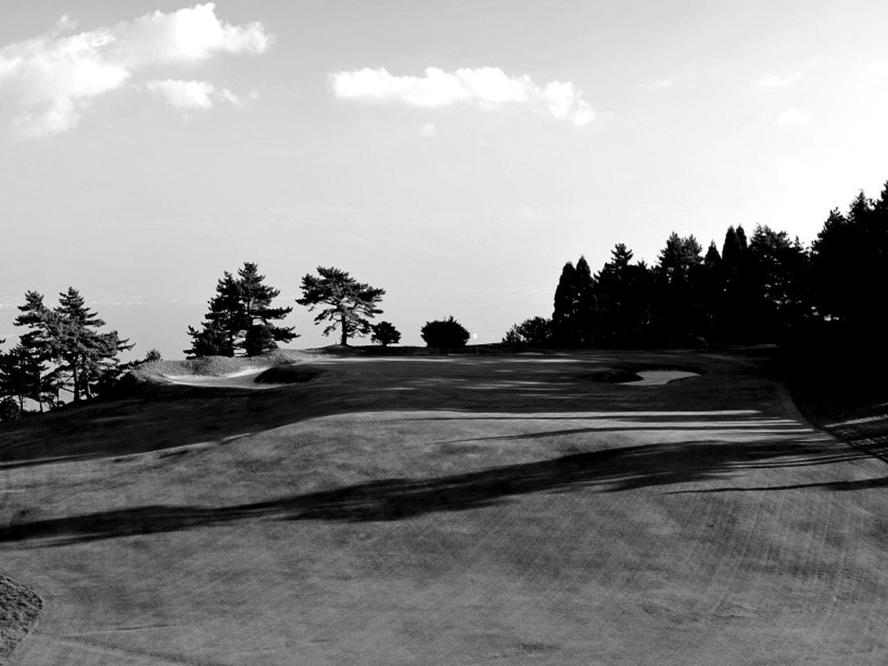 画像: 神戸ゴルフ倶楽部1番