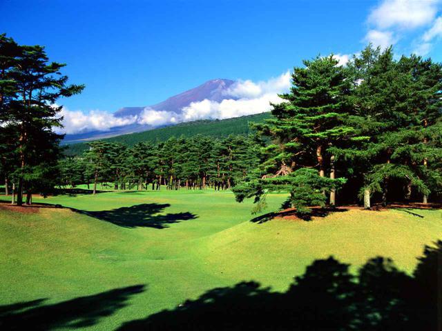 画像: 篭坂ゴルフクラブ