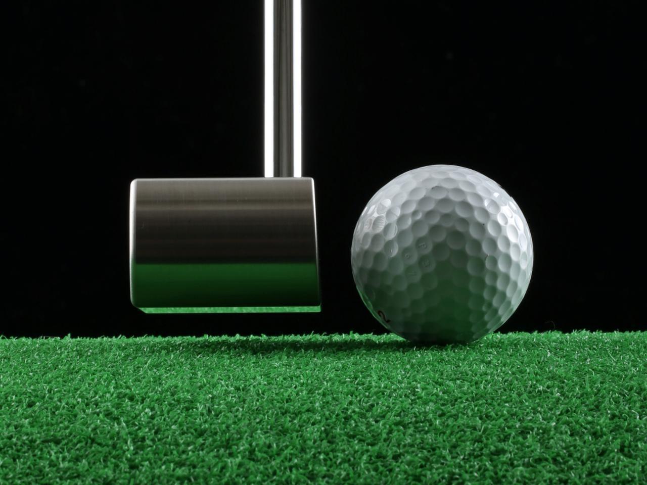 画像: 【パット練習】驚く(O)ほど入る(H)ようになるパット練習器! 軟鉄削り出し練習用リトルパター「OH1」 - ゴルフへ行こうWEB by ゴルフダイジェスト