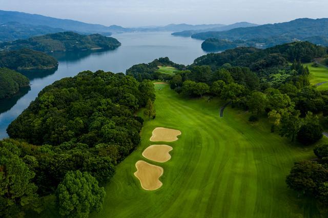 画像: パサージュ琴海アイランドゴルフクラブ