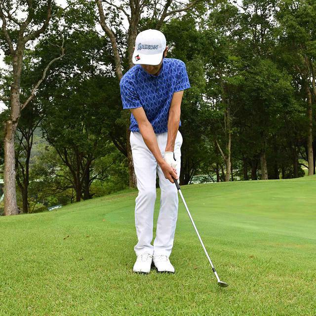 画像23: 【小技】逆目のアプローチ。距離感は? 番手は? さあ、どう打つ?