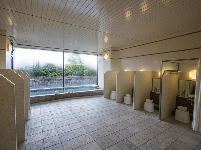 画像: 女性浴室