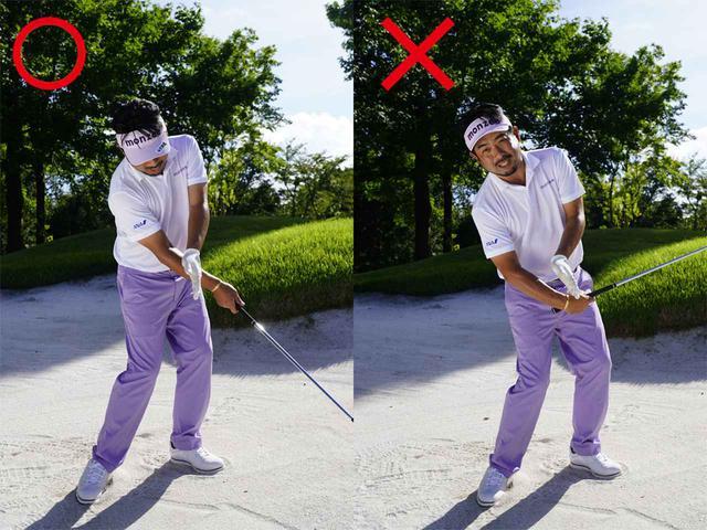 画像3: ロフトを立てて打てば 球が前に飛ぶ