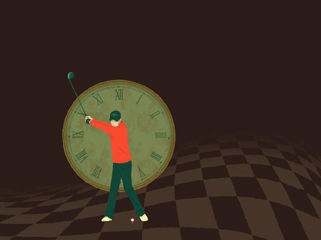 画像: 【通勤GD】Dr.クォンの反力打法 Vol.48 ドラコン界のレジェンドは究極の反力スウィンガー ゴルフダイジェストWEB
