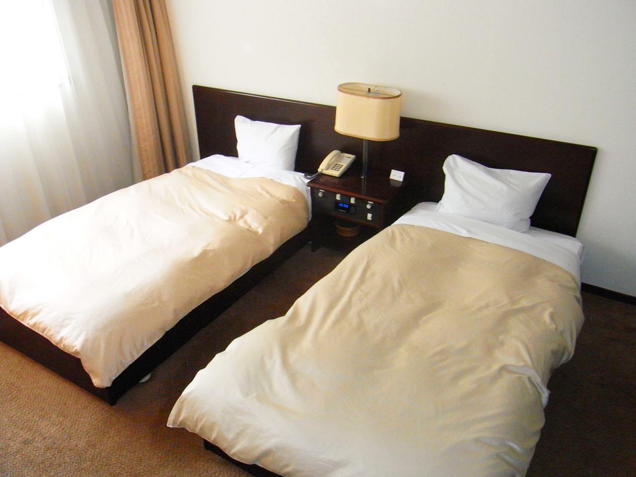 画像: 全24室の宿泊施設「ザ・ロッジ」を併設