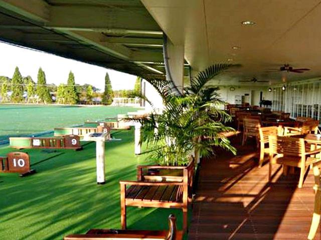 画像: イーグルレイクゴルフクラブ 練習施設