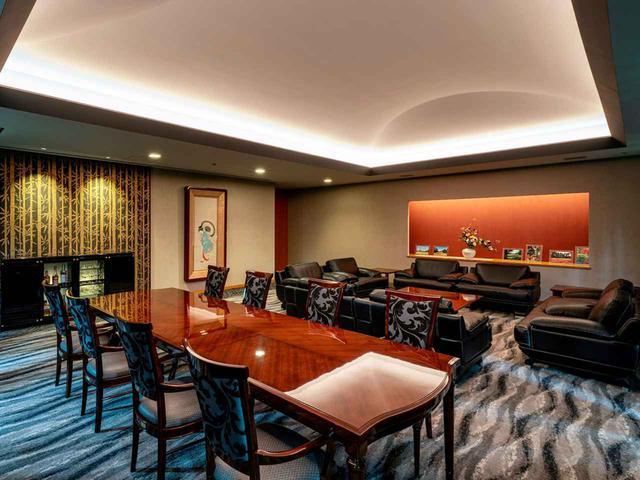 画像: VIPルーム(2室)も有料で利用可能