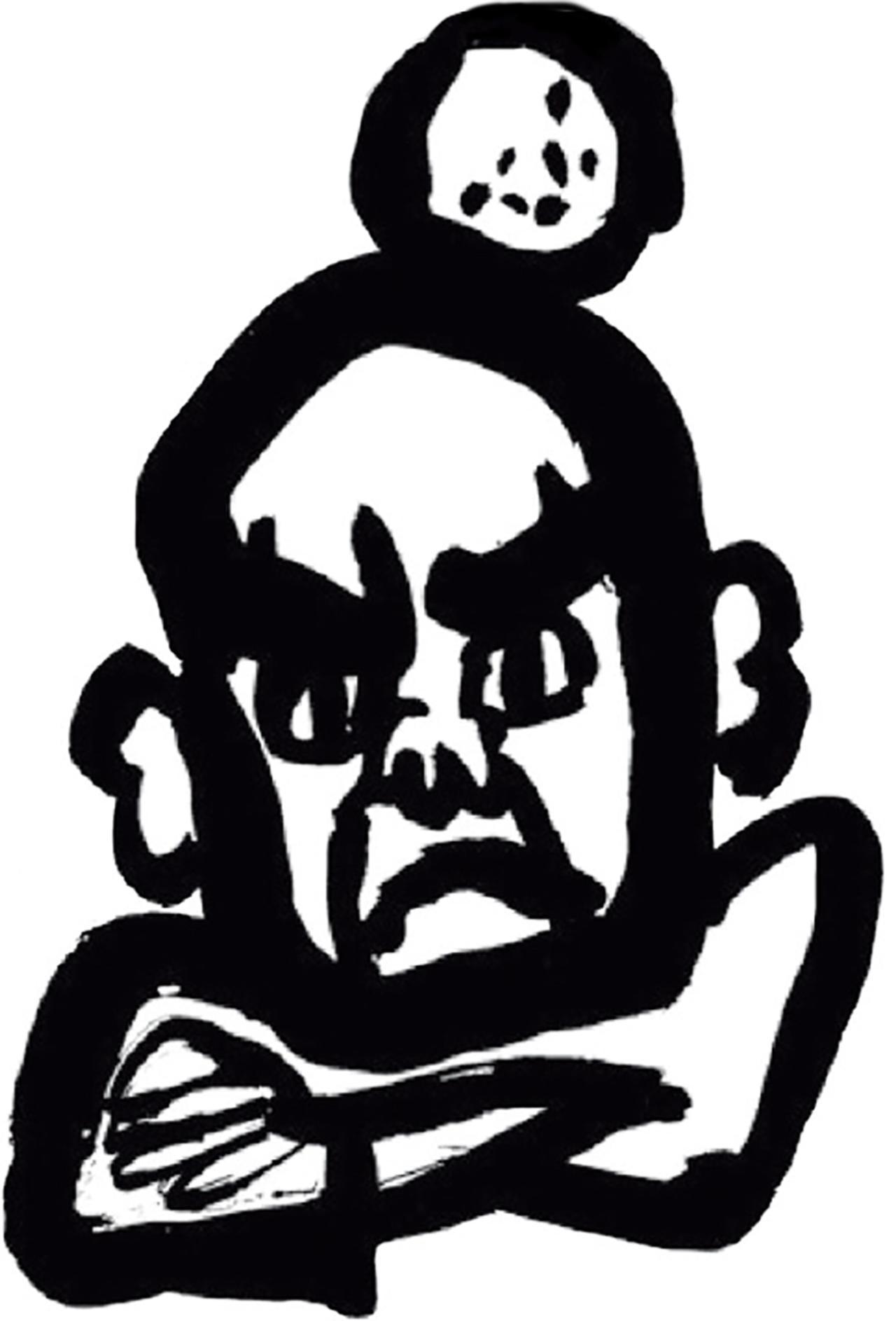 画像: 悩んでねぇで 相談に来なっ! 江戸っ子クラブ職人 頑固おやじその道35年、東京下町のゴルフ工房店主。厳しくも愛があって常連客に慕われる。好きな言葉は「鉄は熱いうちに打て」