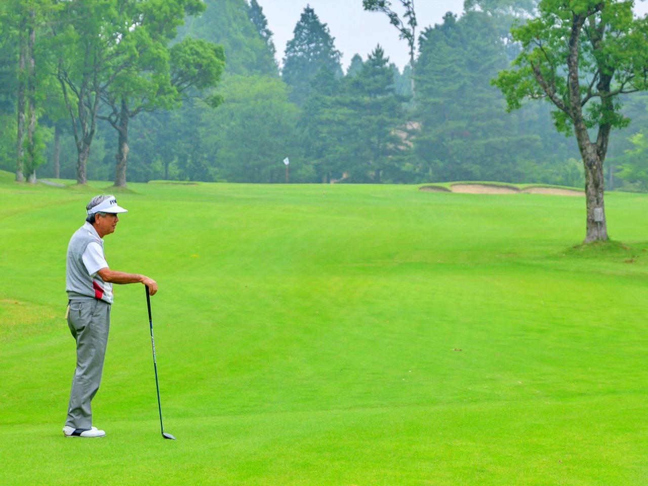 画像: 「いろんなことをごちゃごちゃ考えていると、プレーに集中できません。そんなゴルフのどこがおもろいんですか!」