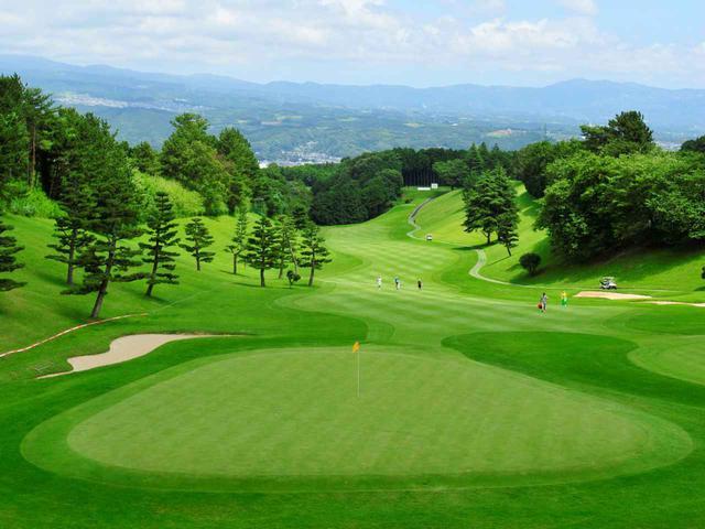 画像: 富士の裾野に広がる雄大な27ホール 東名カントリークラブ